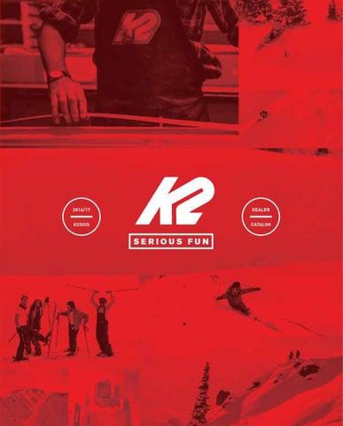 brand new cfc6f 85154 K2 Skis 2016-17 by Sportive NZ - issuu
