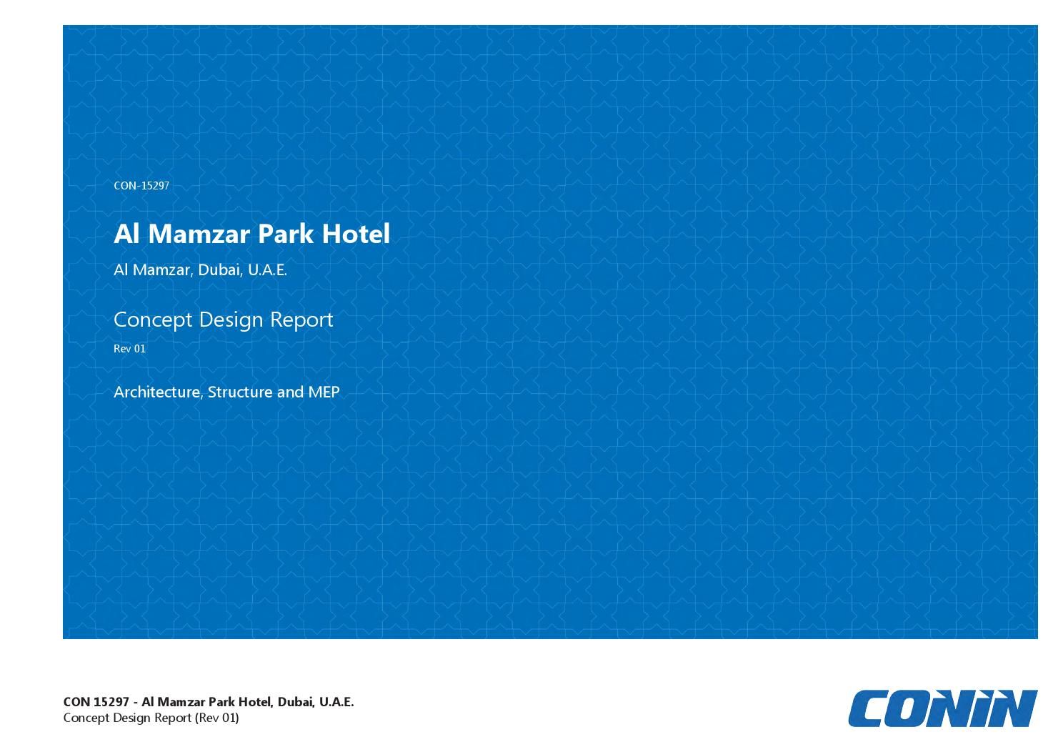 Con 15297 Al Mamzar Park Hotel By Mabin Mathew Issuu Typical Installation Detail Of Floor Wall Mounted Electrical Smdb