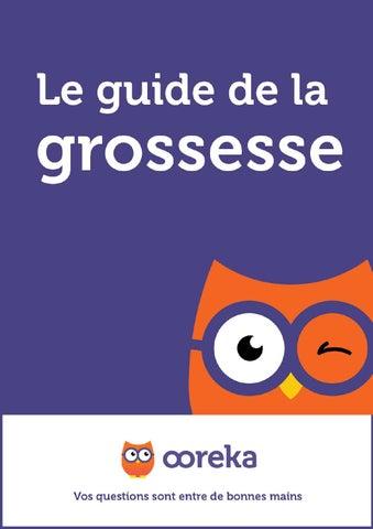 Le Guide De La Grossesse Ooreka 1 By Frederique RABREAU