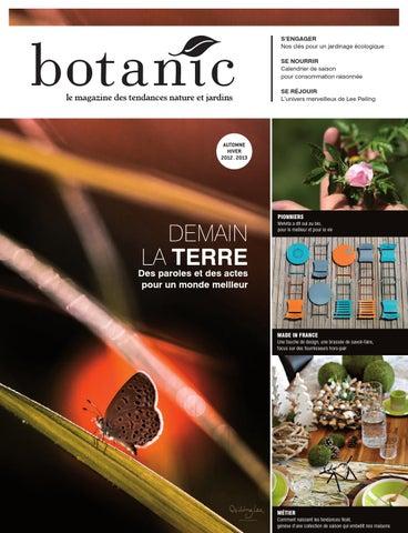 Magazine n°1 by BOTANIC - issuu