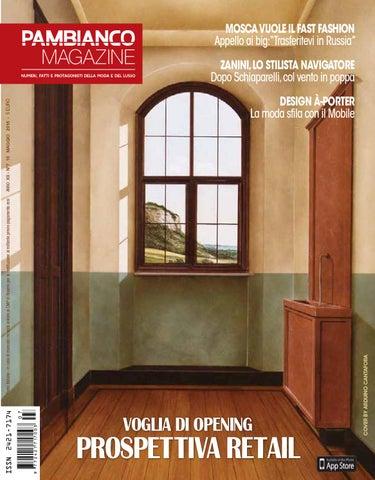 Pambianco MAGAZINE N ° 07 XII by Pambianconews - issuu a424108bc8e