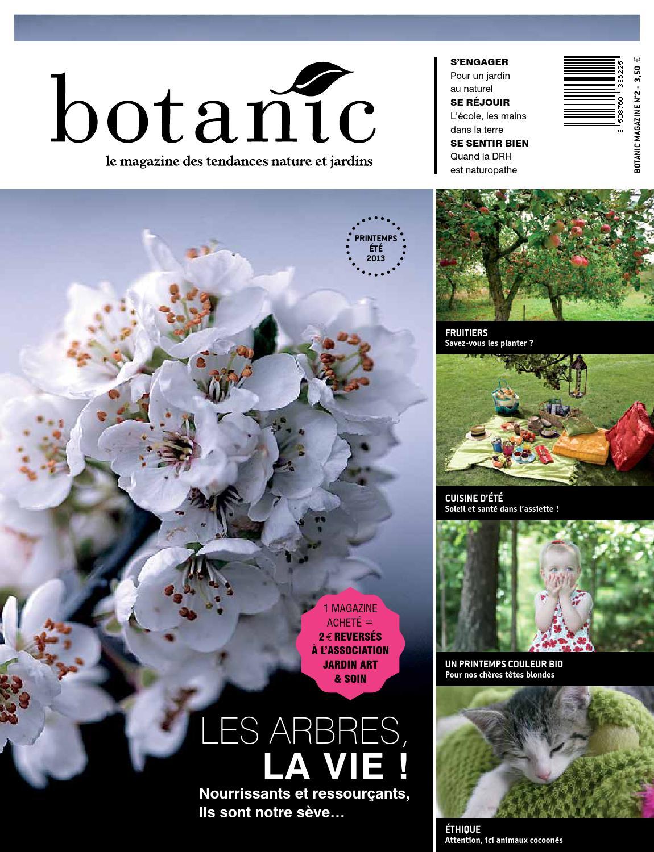 Potager 3 Etages Botanic magazine n°2botanic - issuu