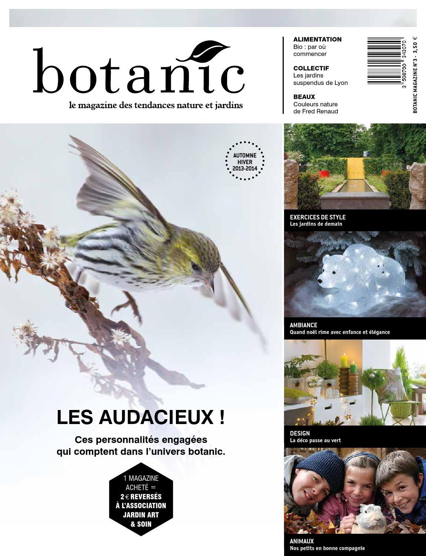 Potager 3 Etages Botanic magazine n°3botanic - issuu