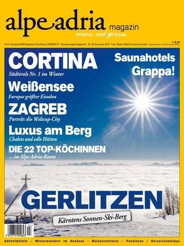 Alpe Adria Magazin Nr 24 By Bundeslanderinnen Issuu