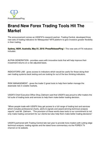 Career in forex trading sydney