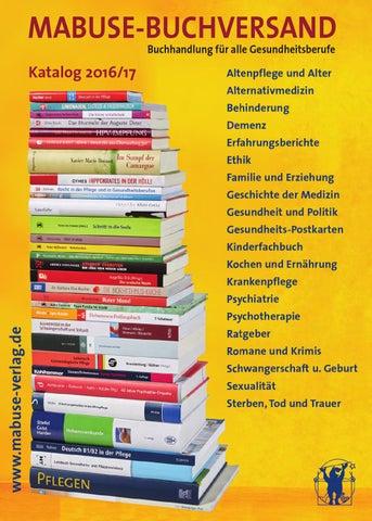 Buchversand-Katalog 2016/17 by Mabuse-Verlag - issuu