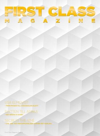First Class Magazine   4 2015 by First Class Magazine - issuu 40ce8324e2216