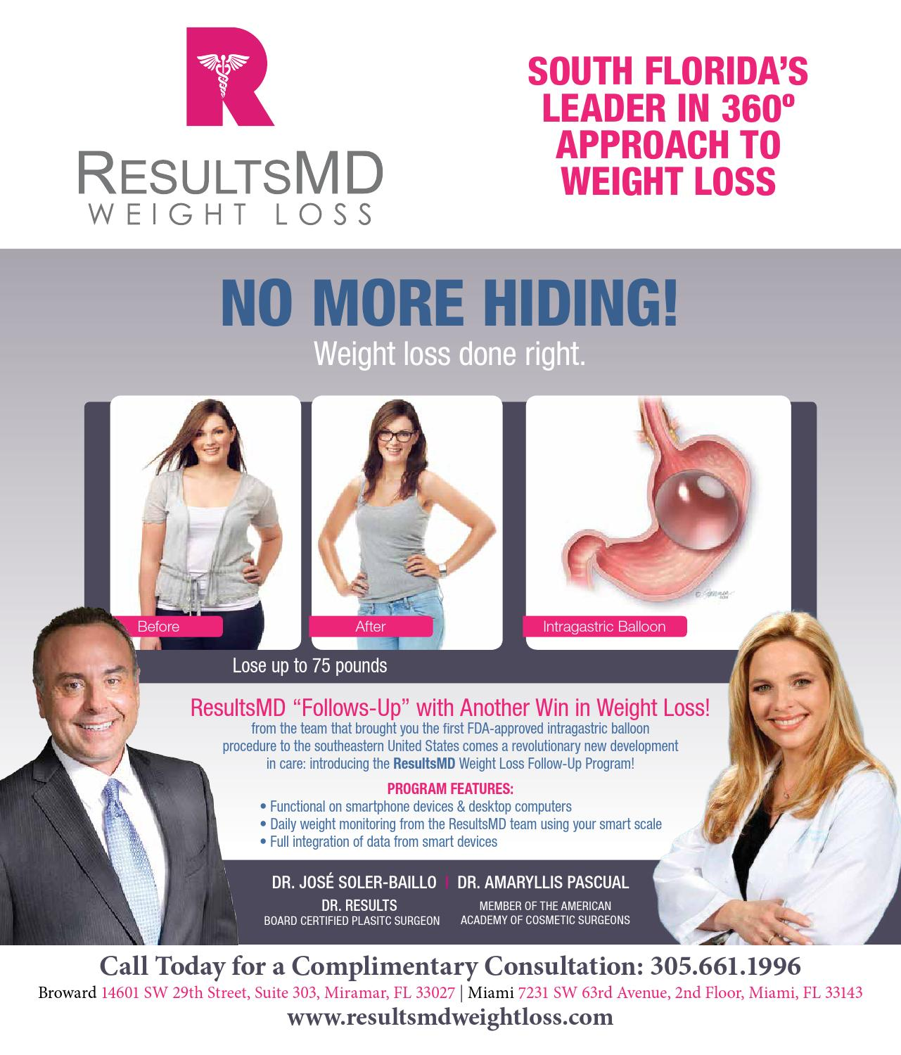 Lose weight miami fl