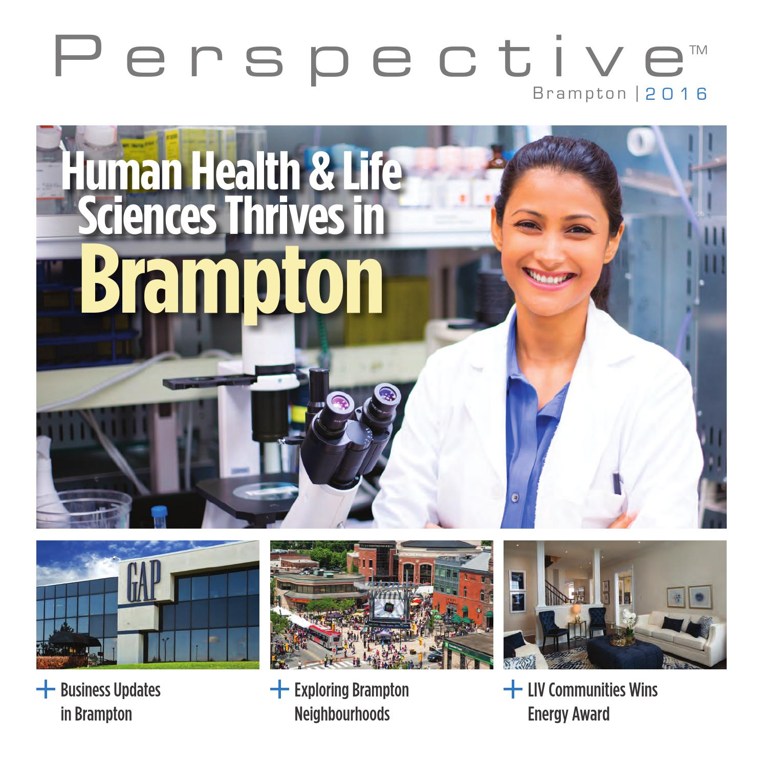 Perspective Brampton 2016 by Perspective - issuu