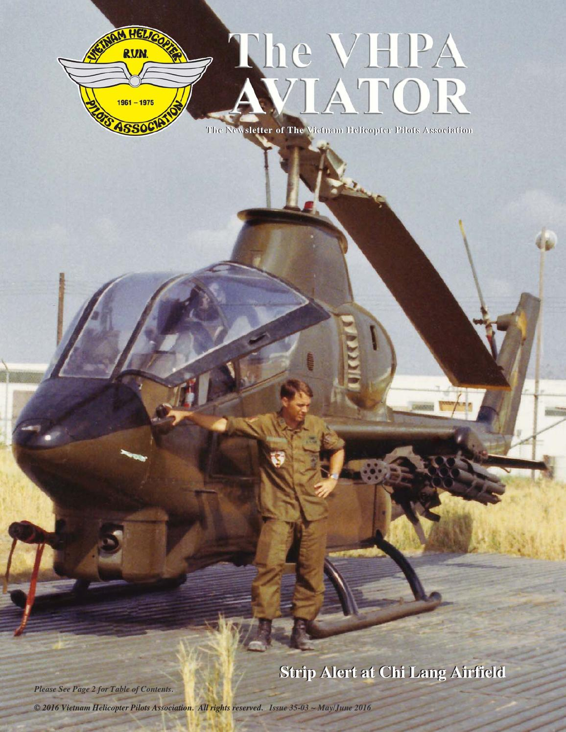The VHPA Aviator by Digital Publisher - issuu