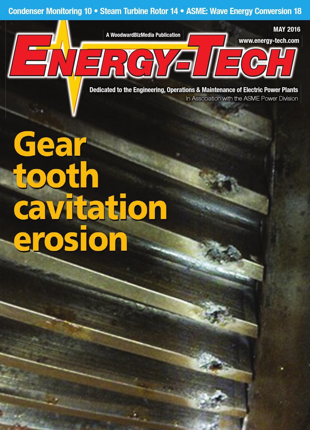 May 2016 By Energy Tech Magazine Issuu