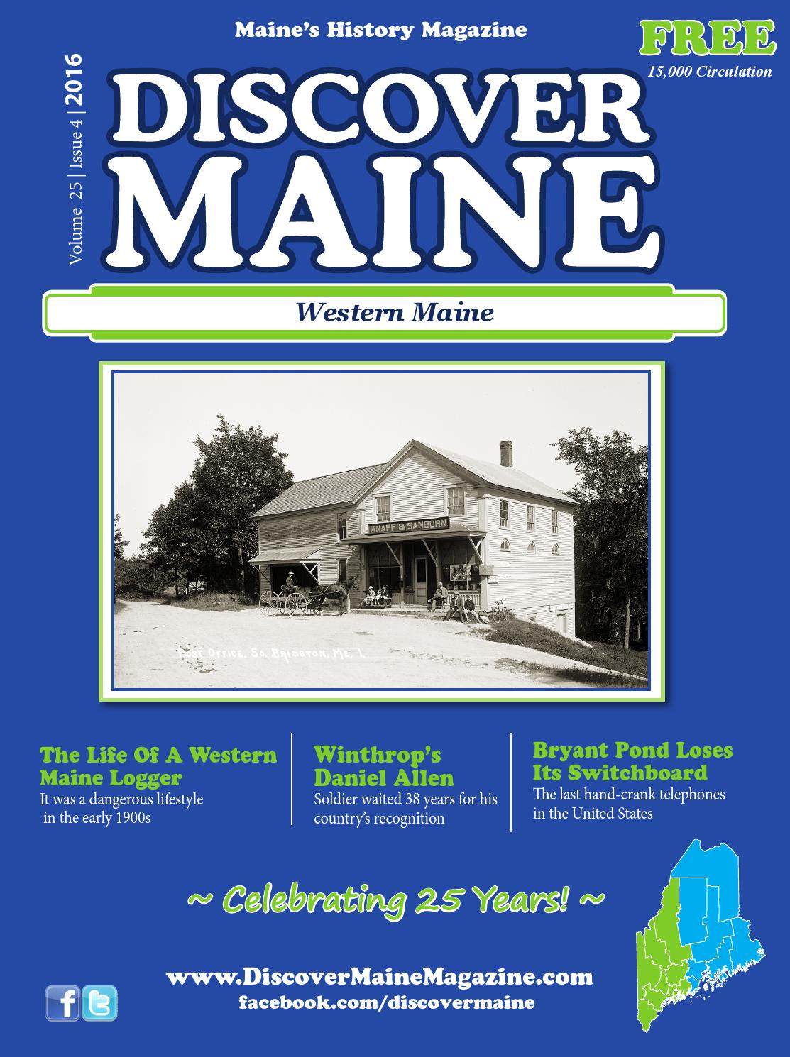 Western maine 2016 by discover maine magazine issuu 1betcityfo Gallery