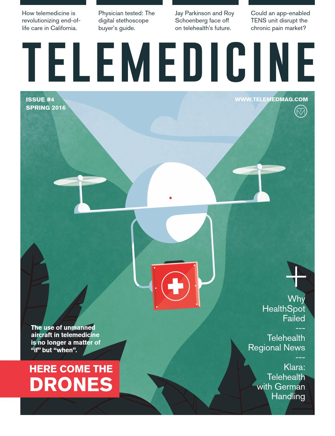 Telemedicine Magazine Issue 4 By Telemedicine Magazine Issuu