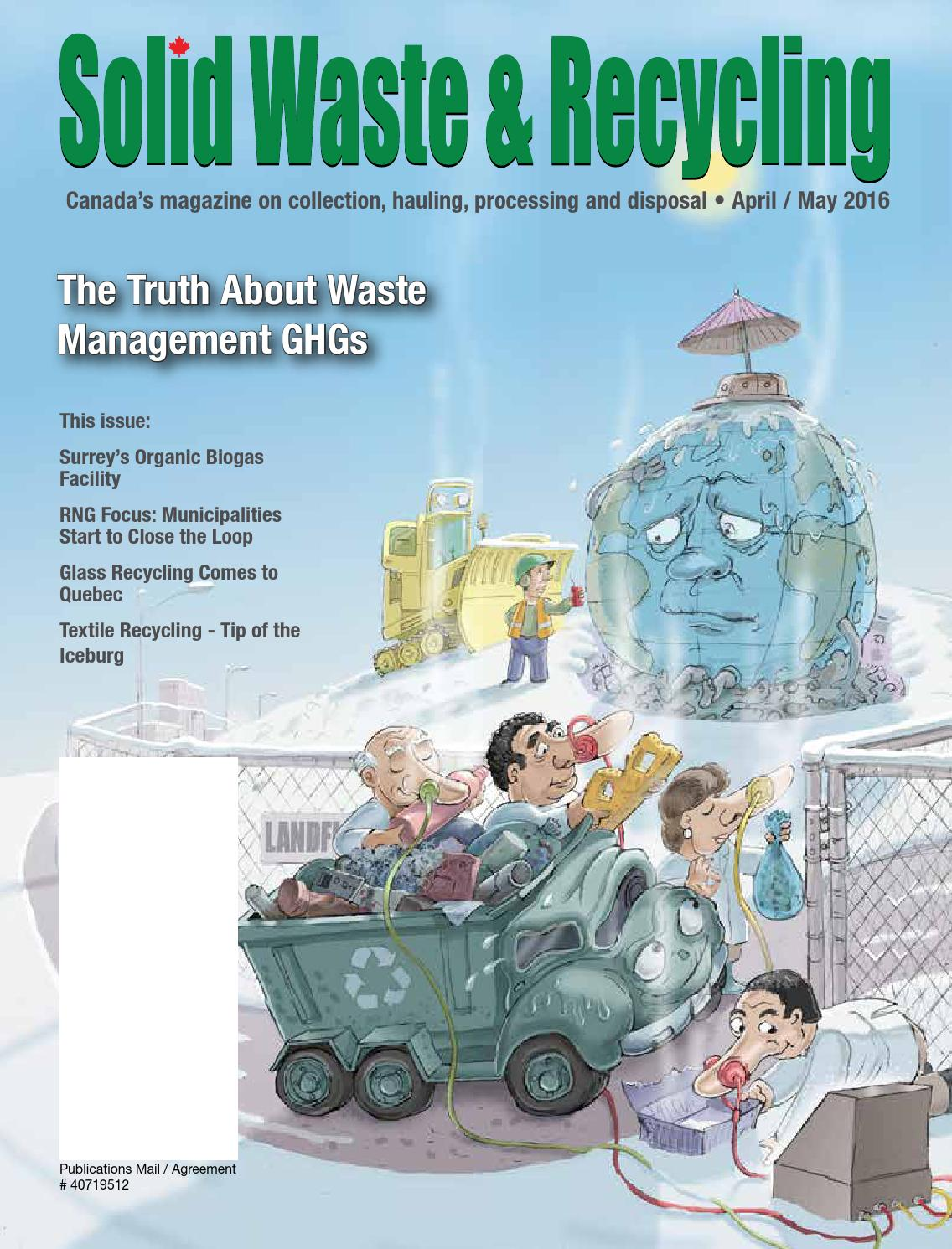 Solid Waste & Recycling April / May 2016 by Solid Waste & Recycling ...