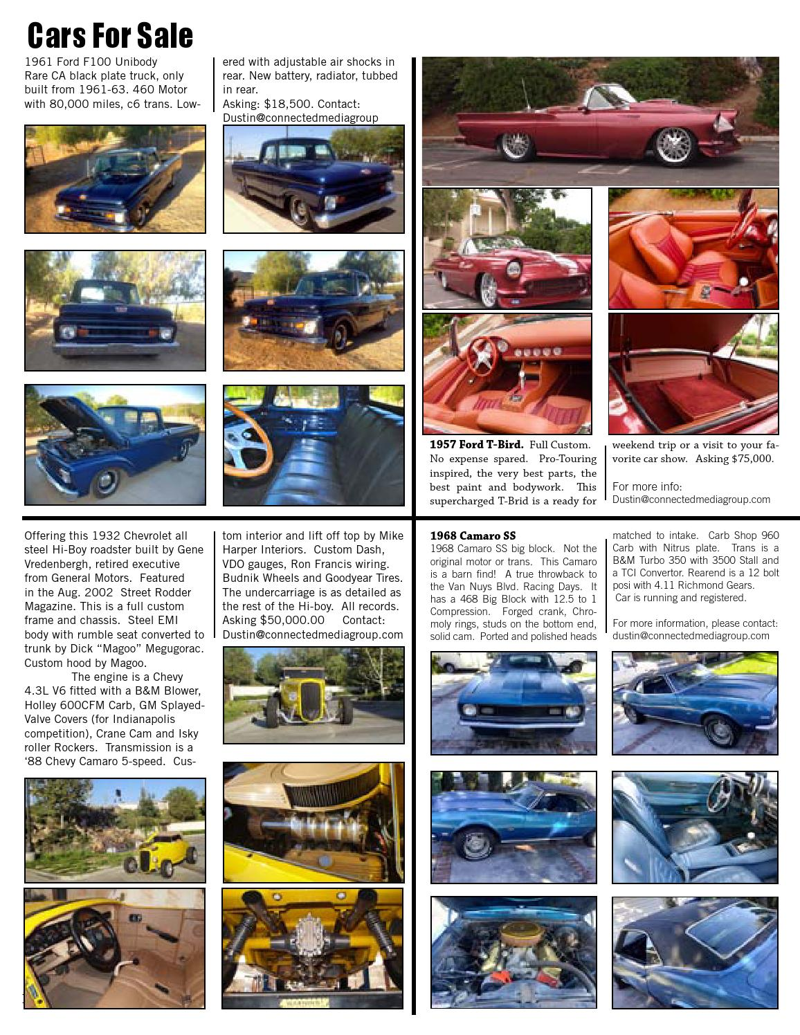 The May Issue Of Driven World Magazine By Ron Francis Wiring Race Car Official Supercar Sunday Issuu