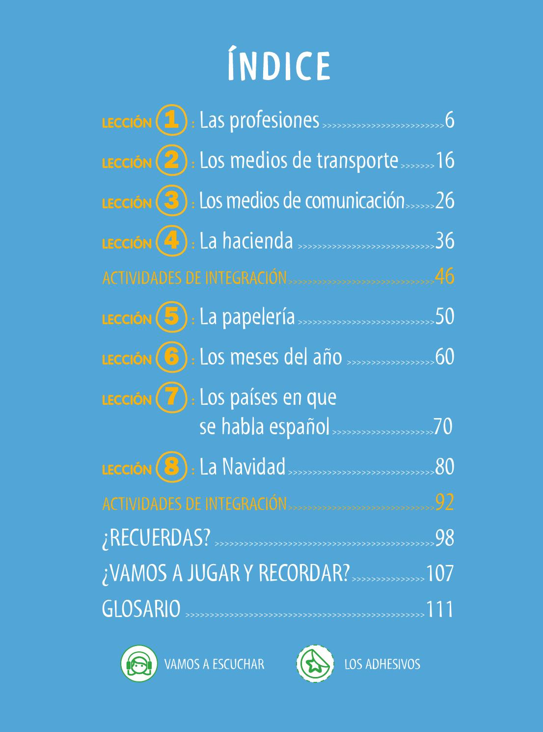 Bienvenidos 4 by Editora FTD - issuu