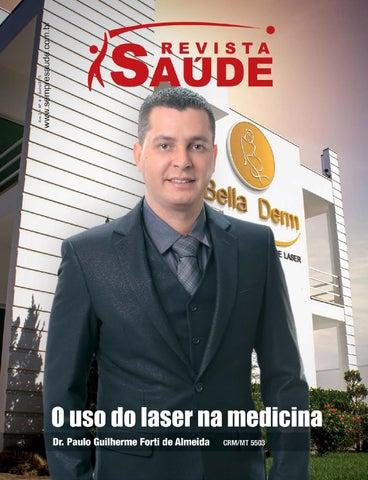 df58d3cb94b Revista Saúde Rondonópolis MG - Edição 4 - 06 2015 by Revista Saúde ...