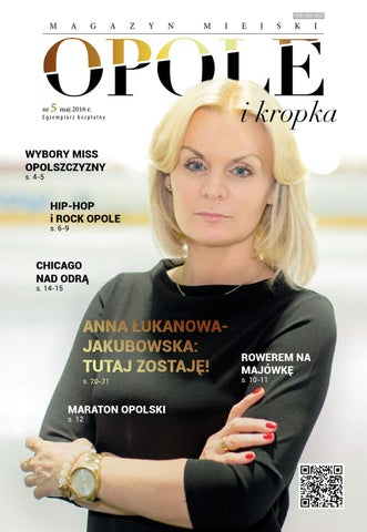 Opole i kropka nr 5 2016 by Miasto OPOLE - issuu b774bbacff2