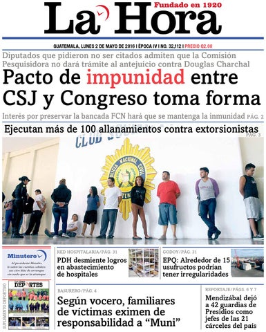 La Hora 02-05-2016 by La Hora - issuu 2319cfe35a010
