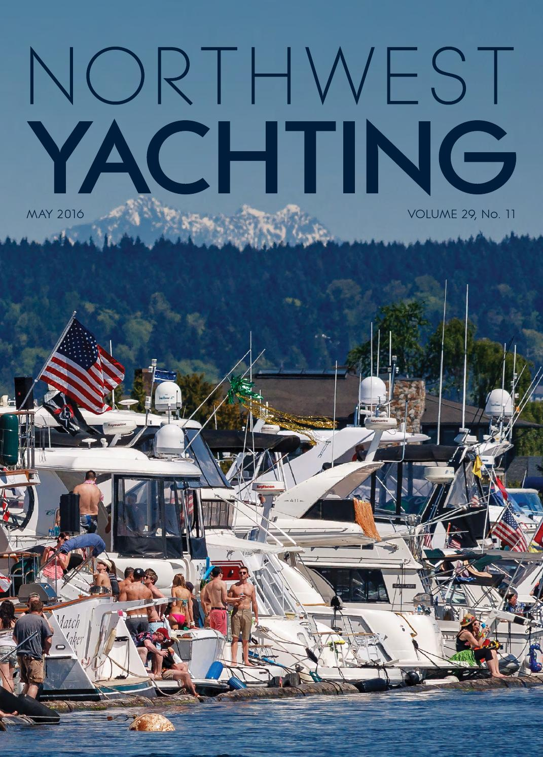 Northwest Yachting May 2016 By Issuu Hewescraft Wiring Harness
