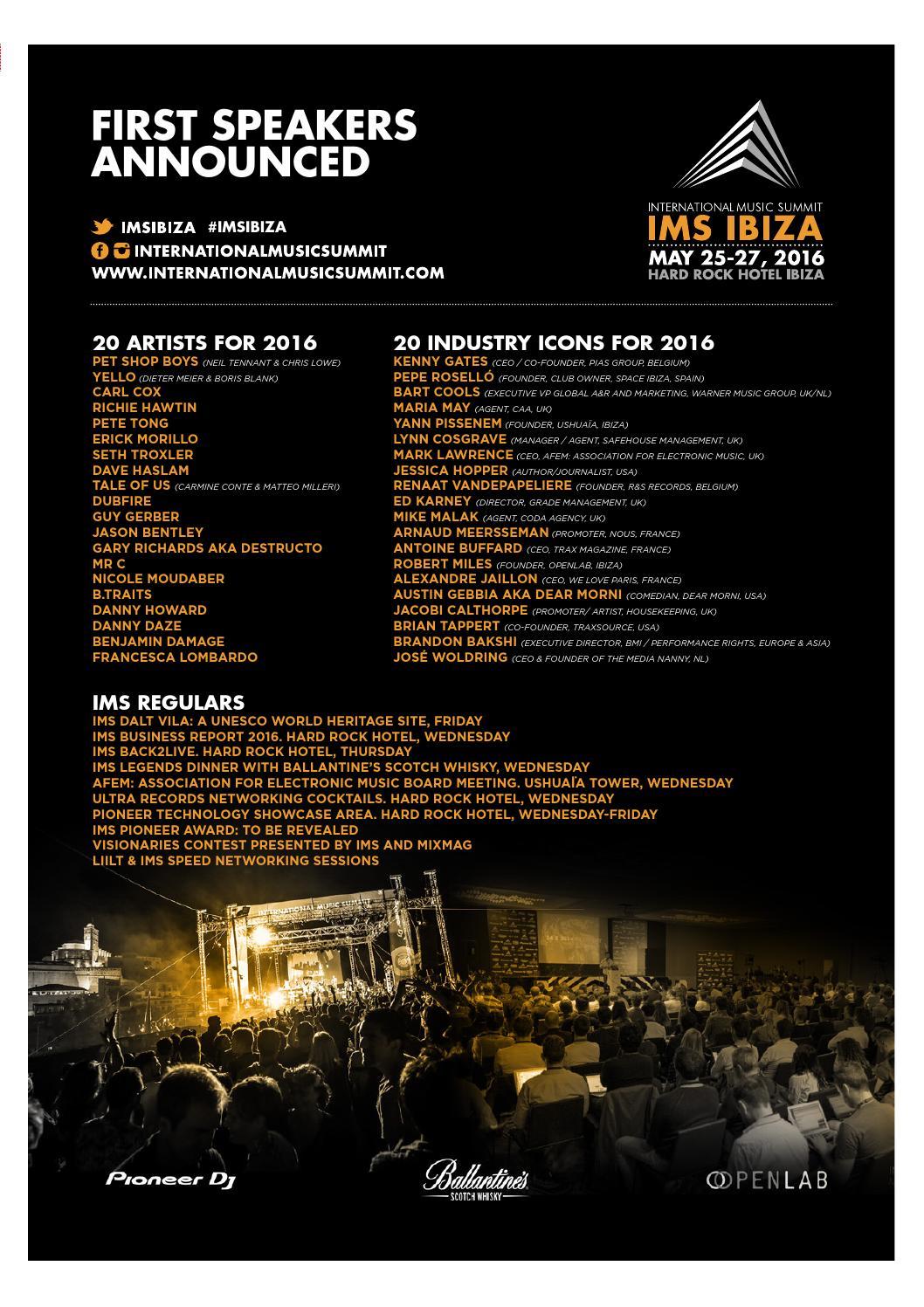 DJ MAG ES 064 by DJ Mag España - issuu