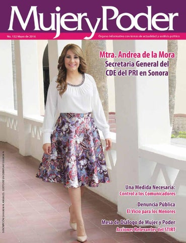 87d290d4e8 Revista Mujer y Poder Mayo 2016 by Revista Mujer y Poder - issuu