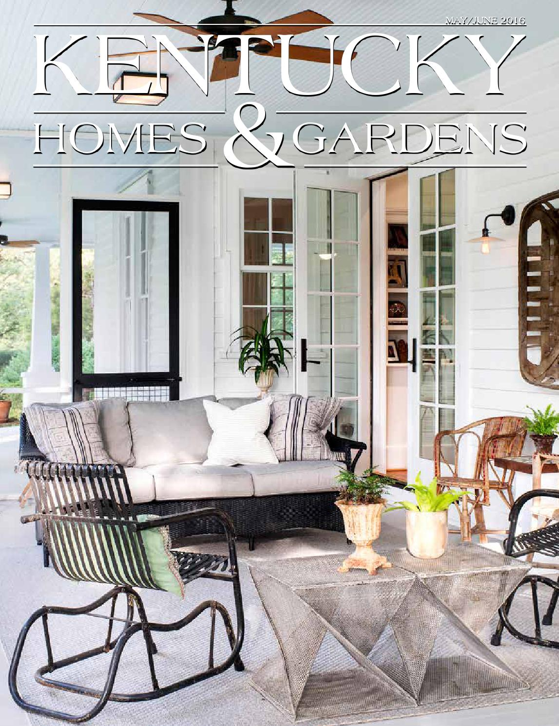 Kentucky Homes & Gardens Magazine by Kentucky Homes & Gardens - issuu