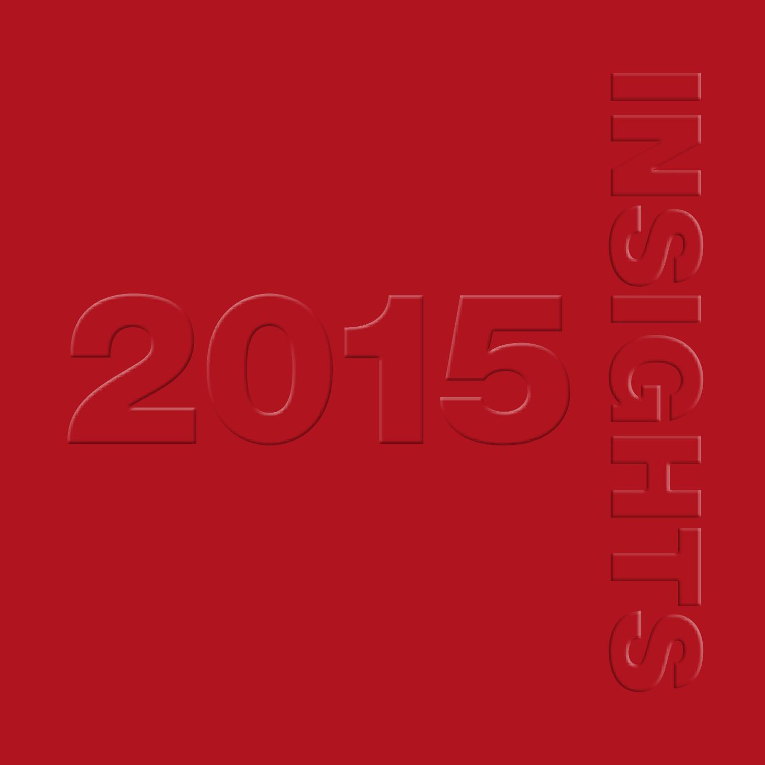 Brisbane Girls Grammar School Insights 2015 by Brisbane Girls