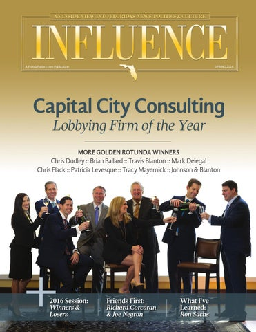 f6cf4f4c26e1 INFLUENCE Magazine Spring 2016 by Extensive Enterprises Media - issuu