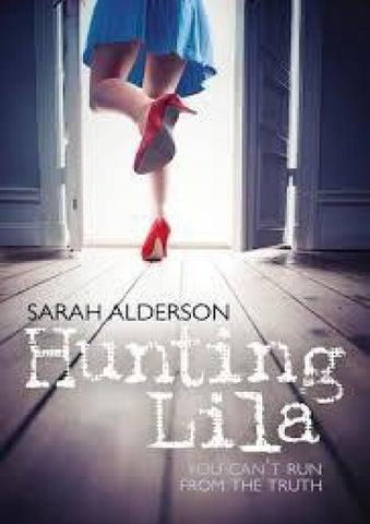 03fee1952 Hunting lila by Sarah Tremarin - issuu