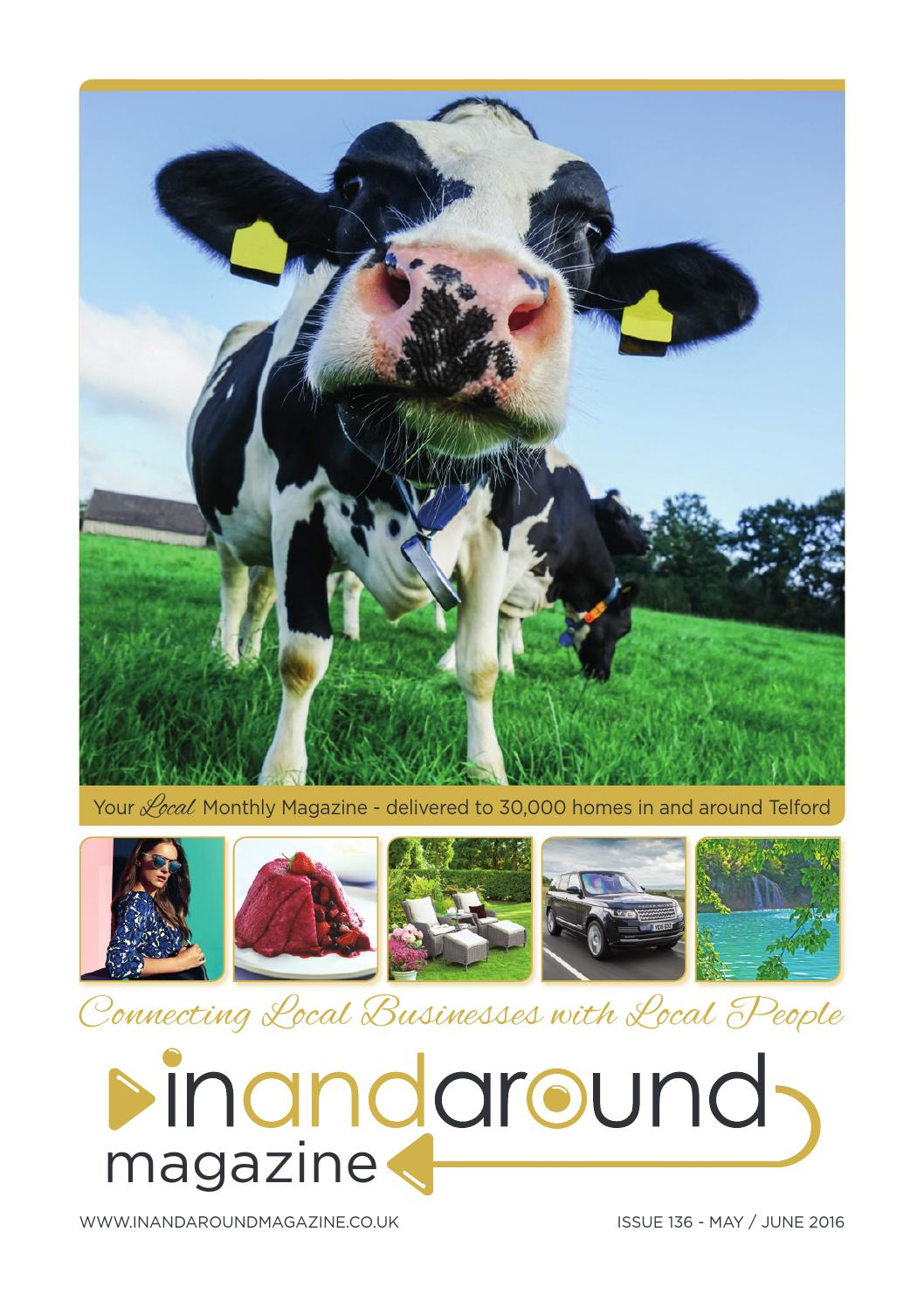 Ia Mag May16 By In And Around Magazine Issuu Wiring Works Telford