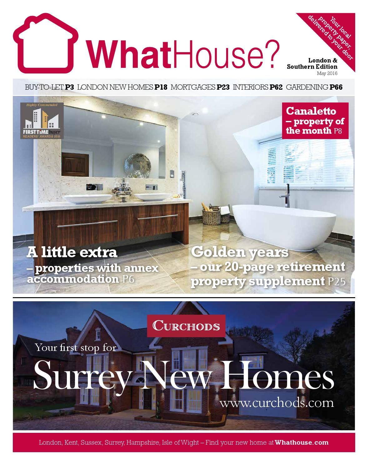 WhatHouse? Southern May 2016 By WhatHouse? Local