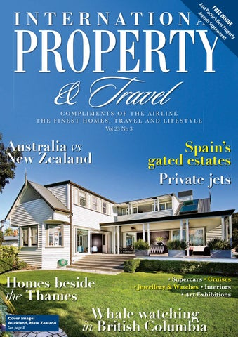 International Property & Travel Volume 23 Number 3 by