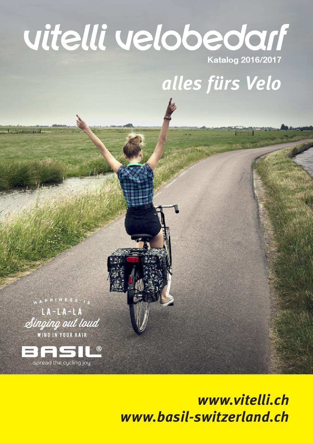 Vitelli Velobedarf Katalog 2016 2017 alles fuers velo basel by Guido ...