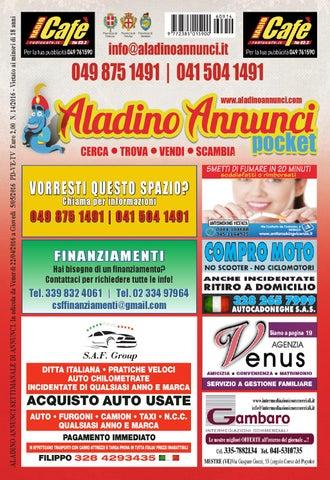 Aladino 14 2016 by Aladino Annunci - issuu