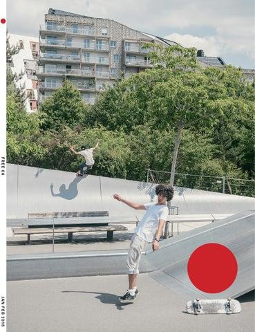 free 04 - Skateboard Bank Beine