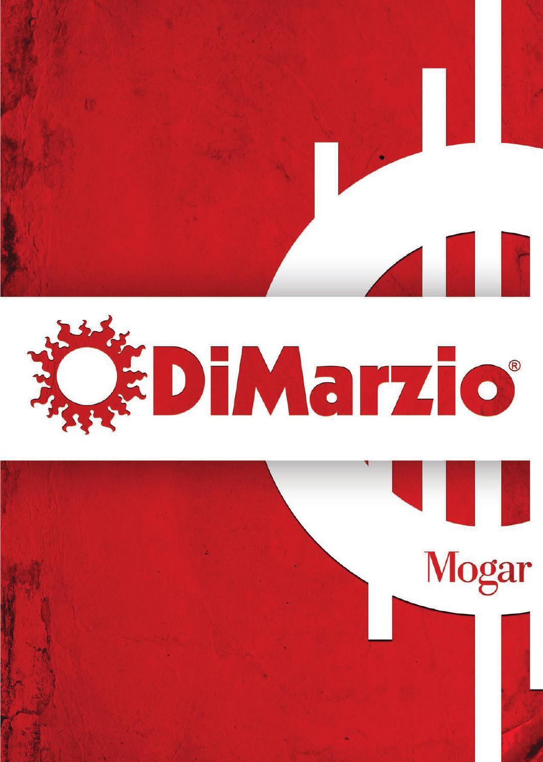 cover per single coil dual blade nero DiMarzio DM2002