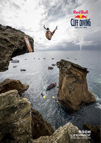 The Red Bull Cliff Diving World Series 2016 by Red Bull Media House