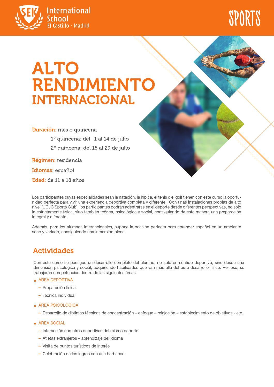 Cursos verano 2016 SEK El Castillo by SEK El Castillo - issuu cd36298cd62