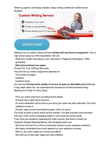 best essay website by aizek lopertes issuu wrten my papers best essay website essay writing contests for middle school students