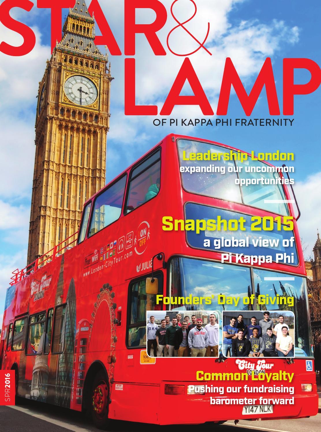 Pi Kappa Alpha Chapter List