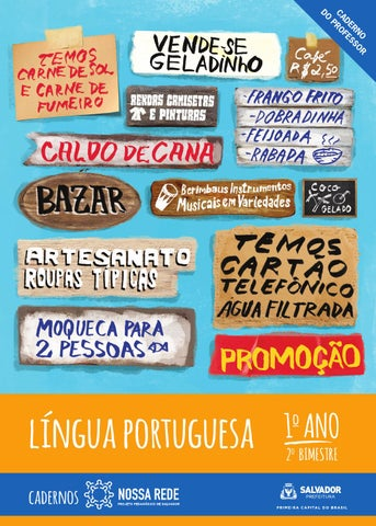 l237ngua portuguesa 1186 ano 1186 bimestre vers227o