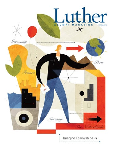 Luther alumni magazine spring 2016 by luther college issuu page 1 fandeluxe Gallery