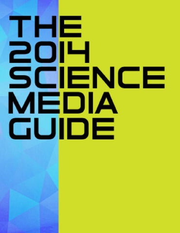 2014 Science Media Guide By Jackson Hole Wild Issuu
