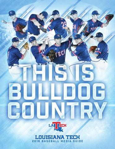 2017 Louisiana Tech Baseball Media Guide by Louisiana Tech Athletics - issuu