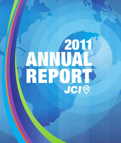 2011 JCI Annual Report by JCI - issuu f61ead8a010
