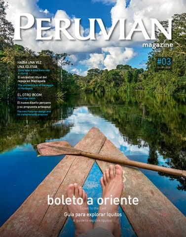 071fbc4166 PERUVIAN Magazine #3 by Peruvian Magazine - issuu