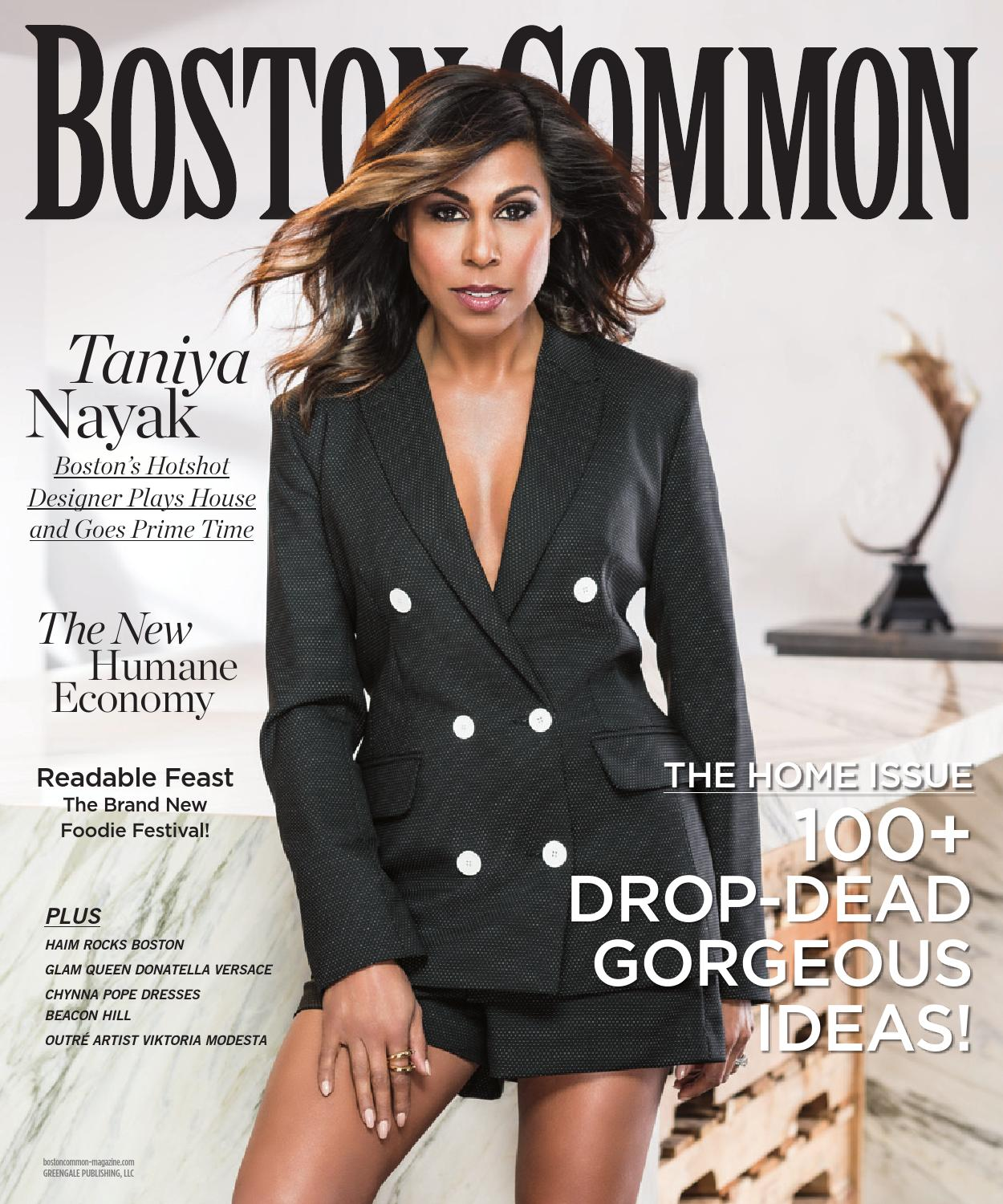 bcca6d174eb Boston Common - 2016 - Issue 2 - Late Spring - Taniya Nayak by MODERN  LUXURY - issuu