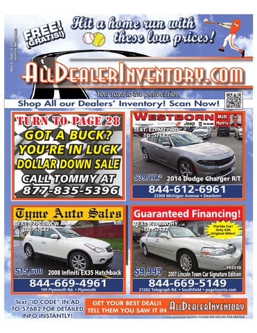 All Dealer Inventory's May 4th Super Sales Edition! Shop the