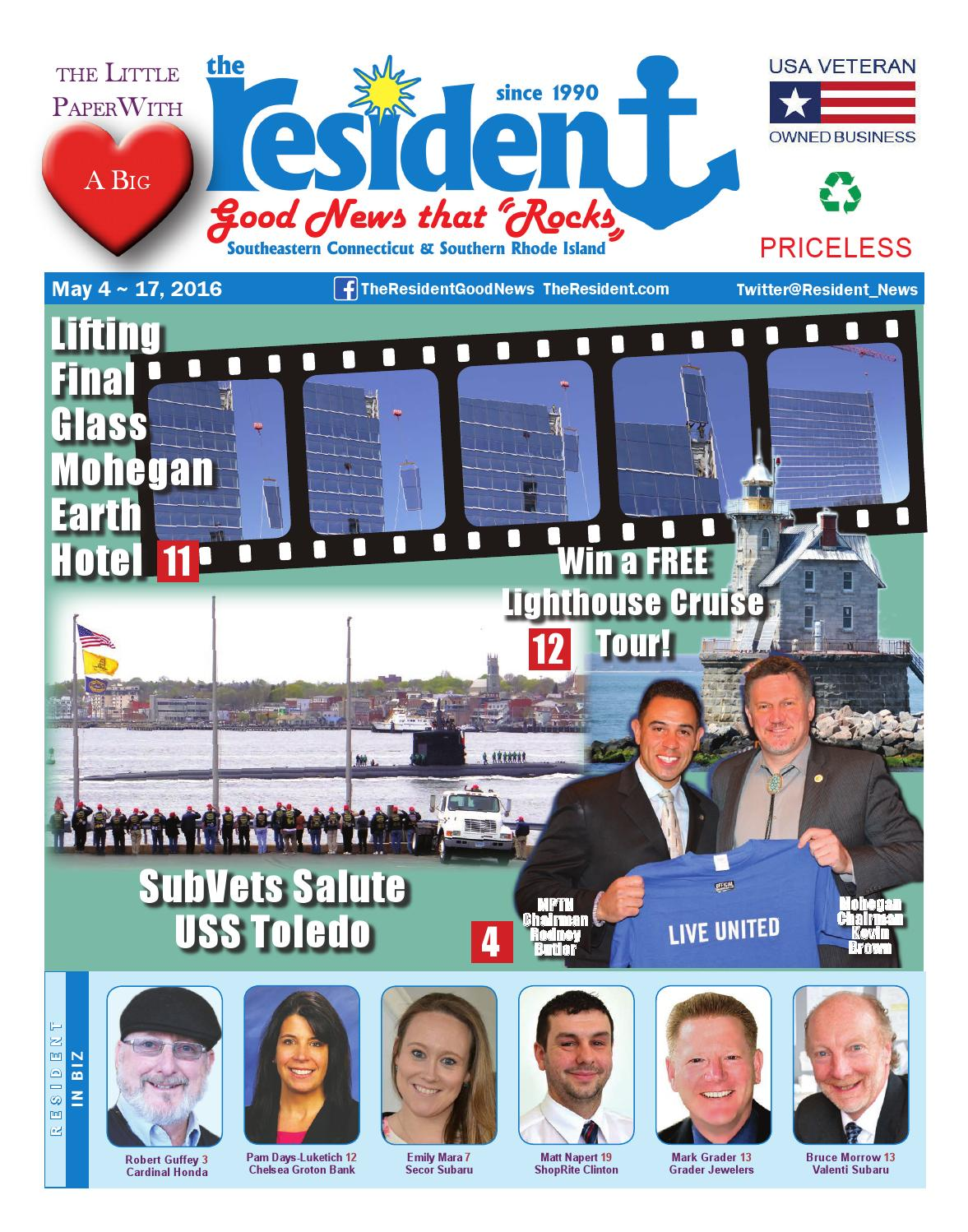The Resident Good News 5 4 16 By The Resident Issuu